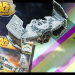 LEGO Star Wars Tie Advanced Fisher