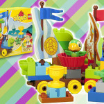 Beach Racing – Jake and the Neverland Pirates DUPLO LEGO