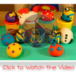 Play-Doh Despicable Me Characters