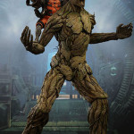 Rocket and Groot Collectible Set