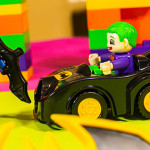 Batman LEGO Duplo and Batman Mask
