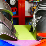 Star Wars Kylo Ren Mask, Captain Phasma Mask, Lightsaber and Outfits - Kid Toys Are Fun