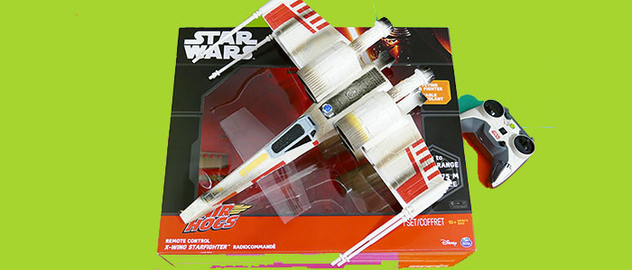 My X-Wing Fighter won't fly - Remote Control Star Wars X-Wing by Air Hogs - Kid Toys Are Fun