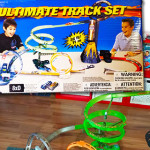 feature – Hot Wheels Highway 35 Ultimate Track Set.