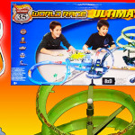 Hot Wheels Highway 35 World Race Ultimate Track PlaySet