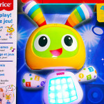 Fisher Price Dance and Move BeatBo Robot for infants 9 Months to 36 Months