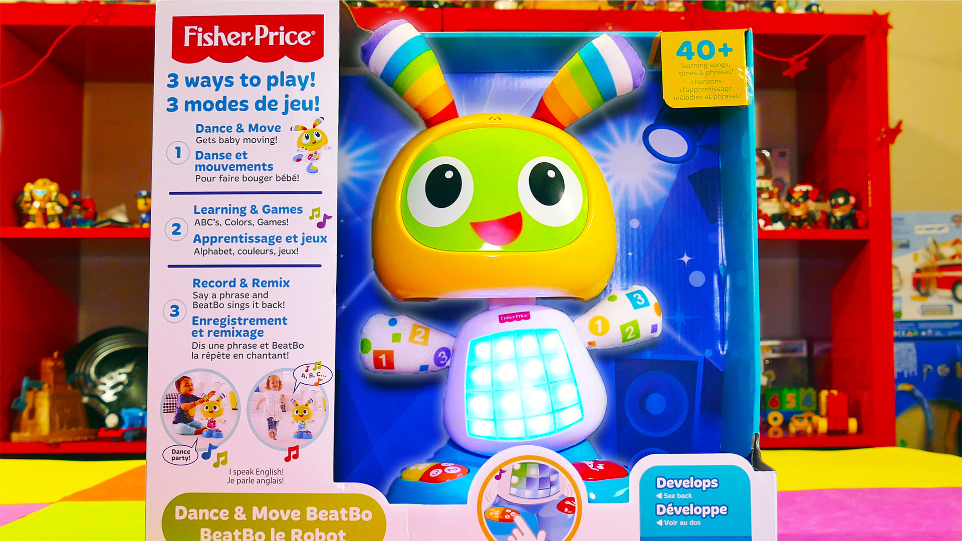 beatbo fisher price dance and move beatbo robot kid. Black Bedroom Furniture Sets. Home Design Ideas
