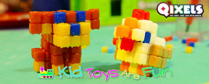 Kid Toys Are Fun Qixels S3 3D Maker